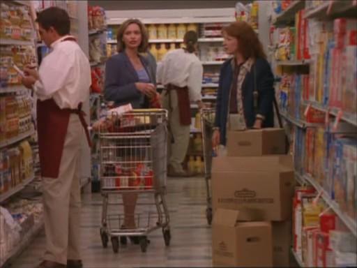 ally mcbeal serie supermercado humor 2