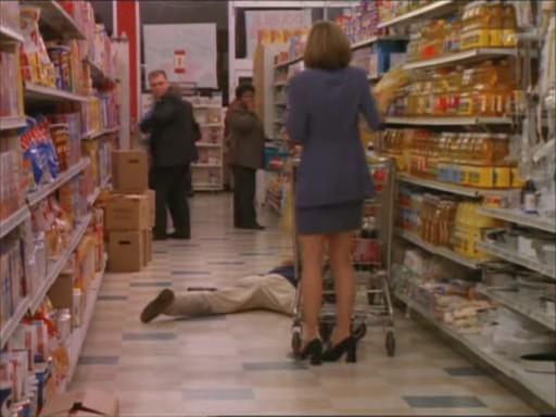 ally mcbeal serie supermercado humor 3