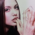 Antes y después: Angelina Jolie 3ª Parte
