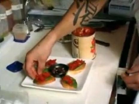 broma restaurante lujo cocina