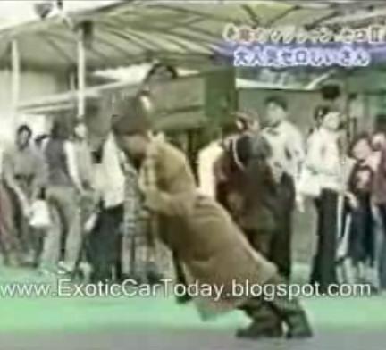 bromas japon japonesas television abuelo