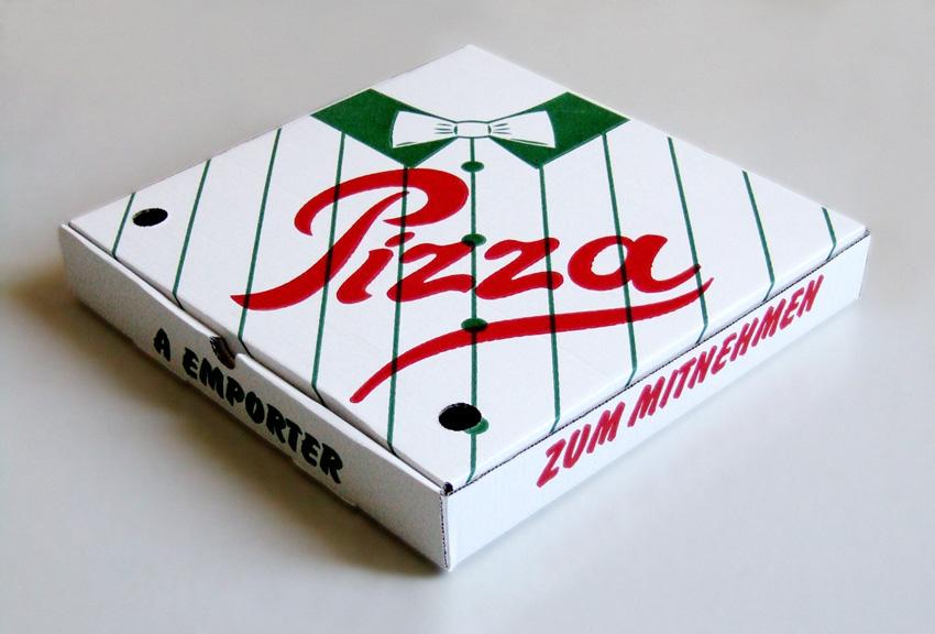 caja pizza