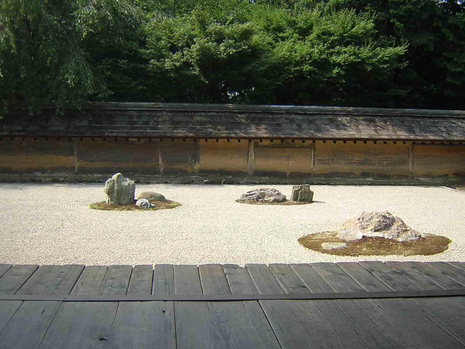 jardin ryoanji 14 15 rocas grupos