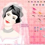 Maquillar, peinar y joyas para la novia