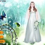 Juego para vestir a la novia hada
