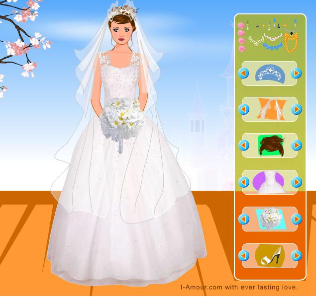 Juego para arreglar a la novia