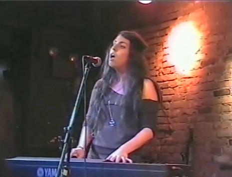 lady gaga antes famosa 2006