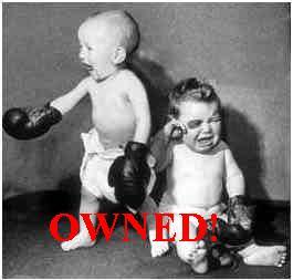 owned-bebes peleones
