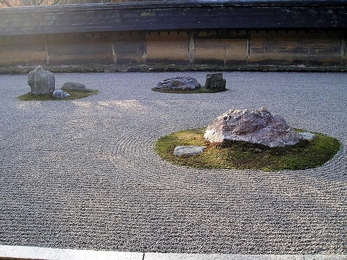 ryoanji jardin seco japon japones