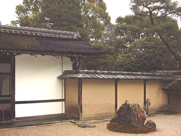 ryoanji jardin zen karesansui Rinzai-Shu Zen