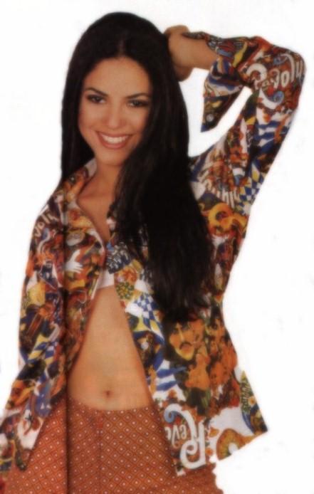 shakira 1996 cantante