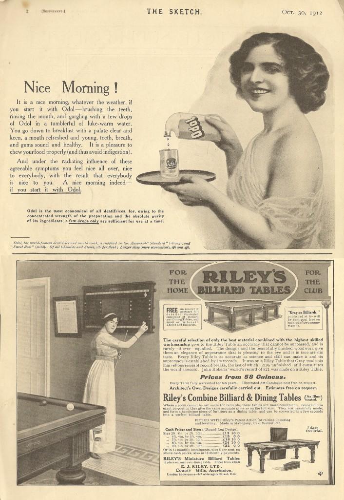 sketch supplement 1912 03