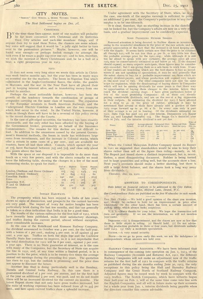 sketch supplement 1912 05