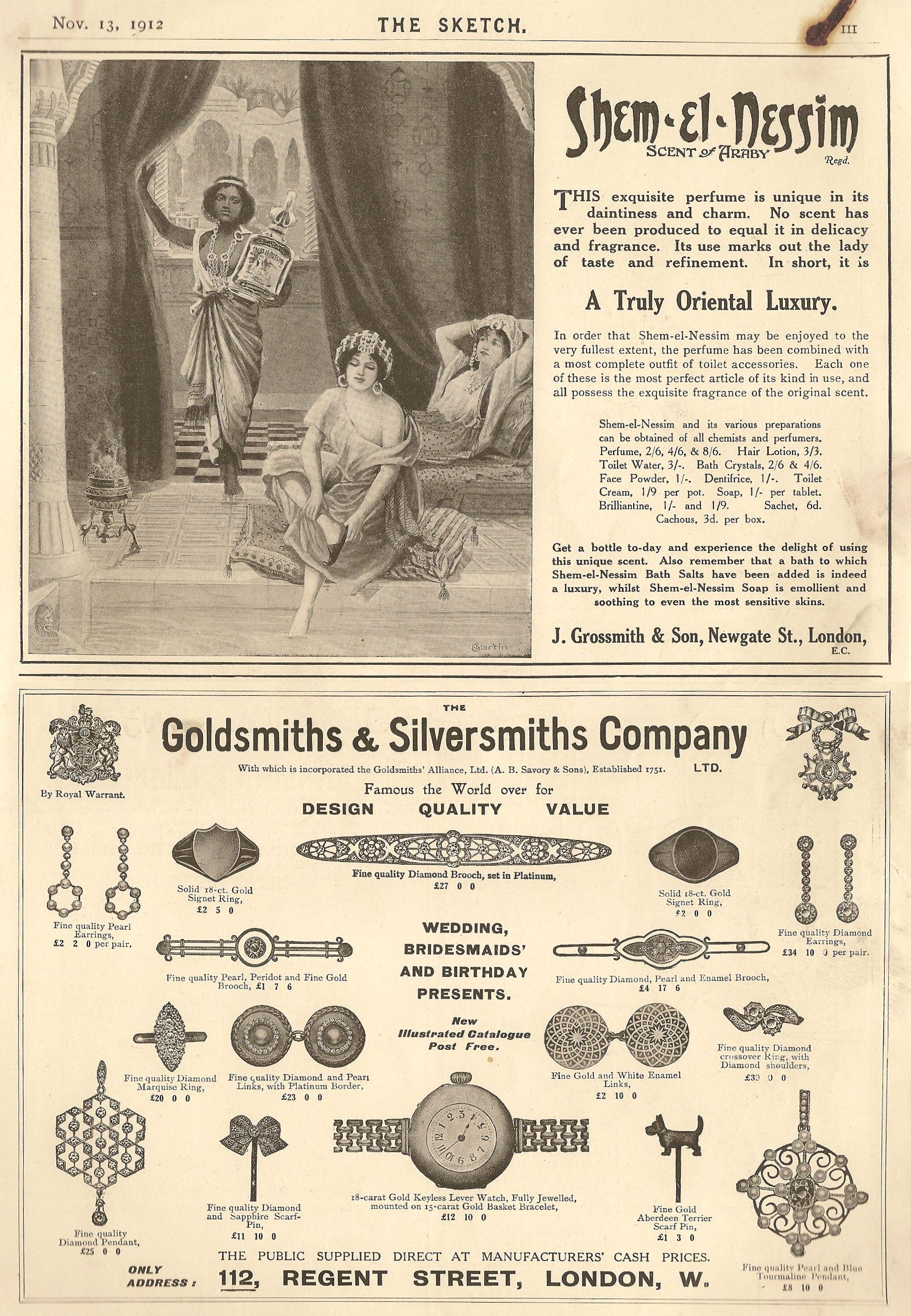 sketch supplement 1912 11