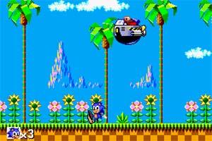 sonic hedgehog sega master system