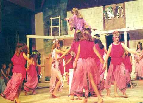 Cul fue el primer espectculo trgico blogodisea teatro drama imagen tragedia origen ccuart Image collections