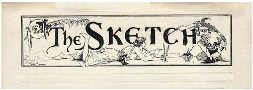 the sketch titulo