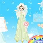 Vestidos y trajes para casar a la novia de la primavera