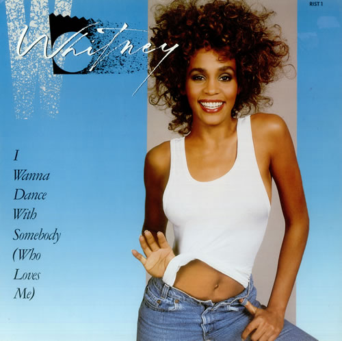 whitney houston i wanna dance with somebody sencillo