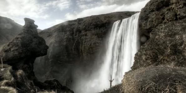 Eyjafjallajokull volcan islandia imagen