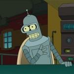 Soy Bender, recuerda, el adorable granuja