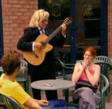 broma guitarra cante cantar camara oculta