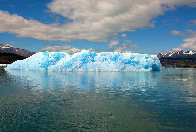 cero hielo azul absoluto energia