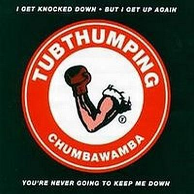 chumbawamba tubthumping 90s