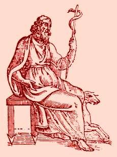 esculapio asclepio