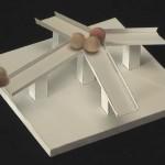 ilusion optica rampas gravedad bolas magneticas