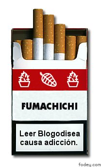imagen dinamica crear cajetilla tabaco