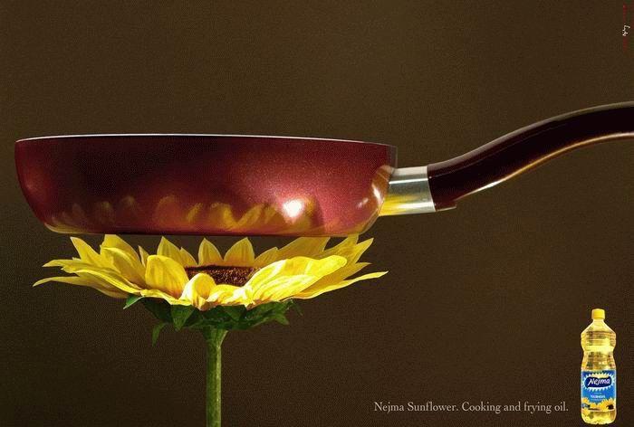 imagenes internet anuncio aceite girasol