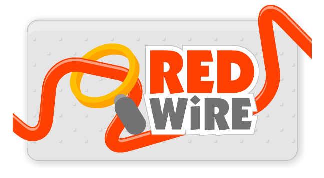 juego habilidad raton teclado red wire