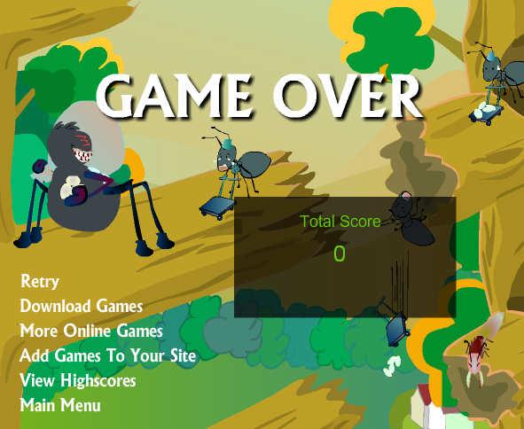 juego hormigas ant move 2