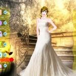 Sesión de fotos con trajes de novias