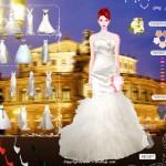 Moda y trajes de novias de París