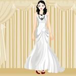 Juego para vestir a chicas con trajes y vestidos de novia
