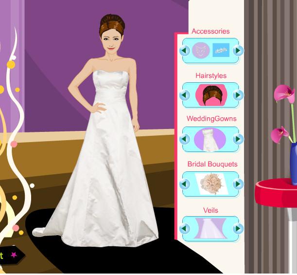 moda y trajes para novias fashion | juegos