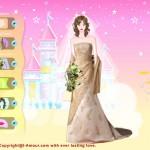 Moda y trajes de novia de fantasía
