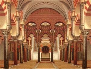 mezquita-cordoba-sala-arcos-blancos-rojos