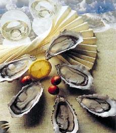 ostras afrodisiacas alimentos afrodisiaco moluscos