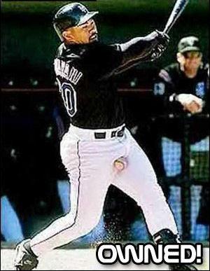 owned beisbol