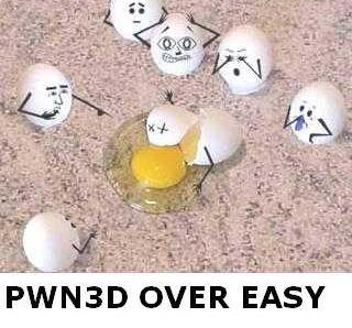 owned huevos