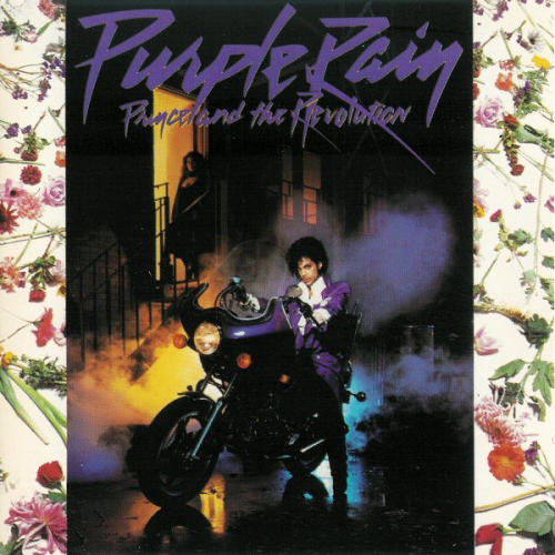 prince purple rain disco lp album