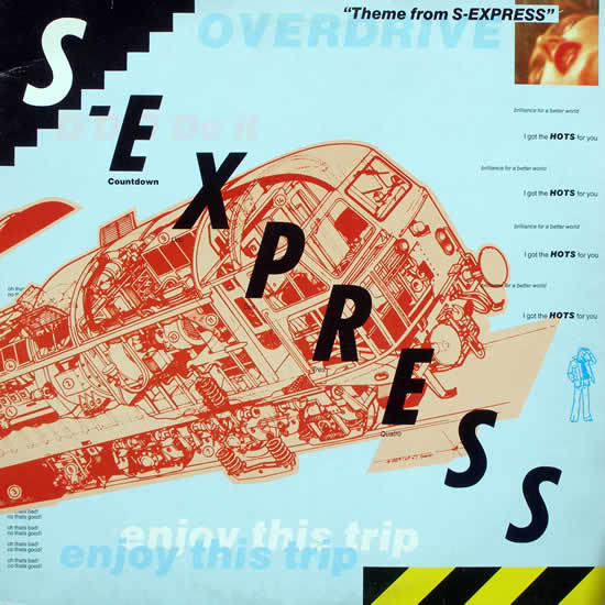 s-express-theme from s-express sencillo single