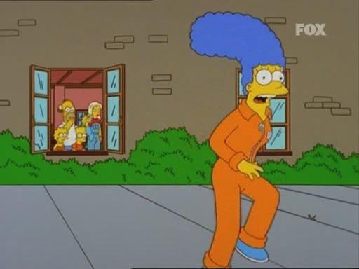 ¿Es cierto que si repites Marge la loca 5 veces ...?