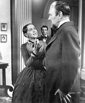 "The Heiress"" Olivia DeHavilland, Montgomery Clift Ralph Richardson"