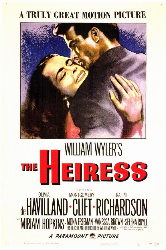 the heiress la heredera cartel