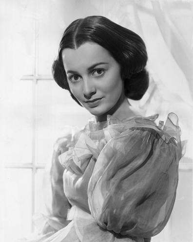 Olivia de Havilland 1939 Lo que el viento se llevo