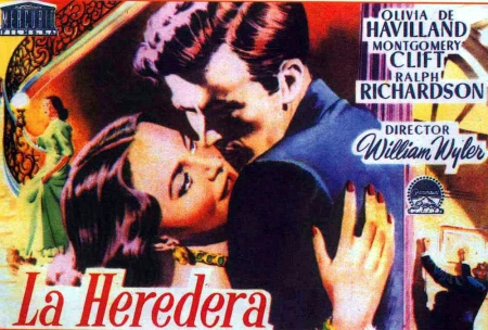 the heiress la heredera poster